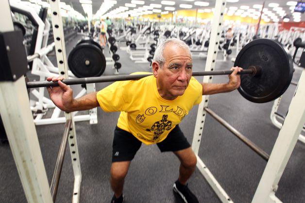 高齢者の筋肥大